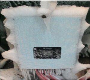 Testy w ekstremalnych temperaturach - zamrażanie -40 degC